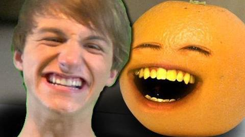 Annoying Orange - Annoying Orange vs