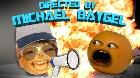 Annoying Orange: Directed By Michael Baygle