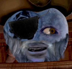 Cpt blueberry beard