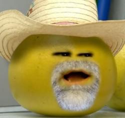 Grapefruit's Grandpa