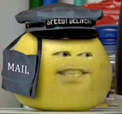 Grapefruit's Mailman