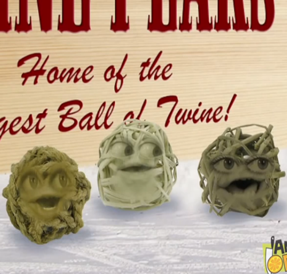 Little Twine Balls | Annoying Orange Wiki | FANDOM powered