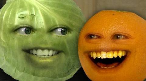 Annoying Orange Excess Cabbage