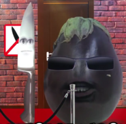 Eggplantknife