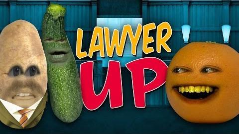 Annoying Orange: Lawyer Up