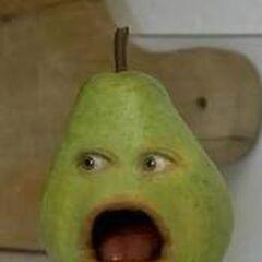 Pear screaming