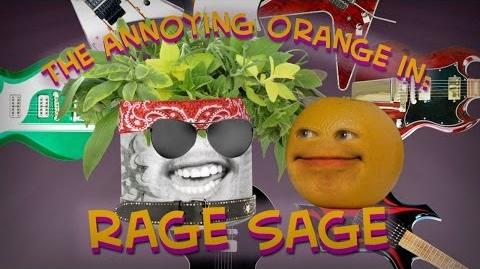 Annoying Orange: Rage Sage