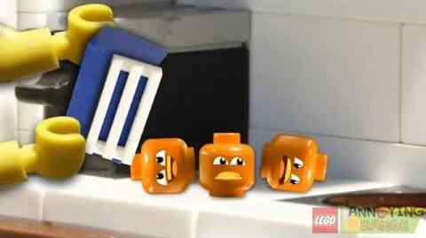 Lego Annoying Orange More Annoying Orange