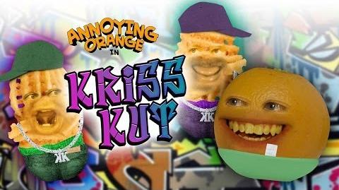 Annoying Orange: Kriss Kut