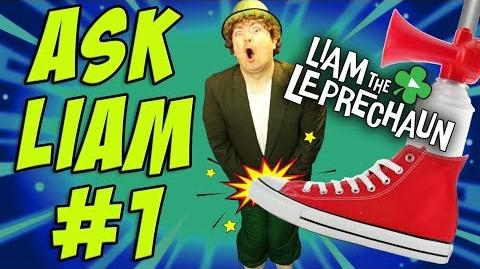 ASK LIAM THE LEPRECHAUN 1 RETURN OF THE SHOE HORN