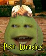 Pear Weasly