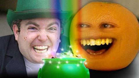 Annoying Orange: Luck o' the Irish