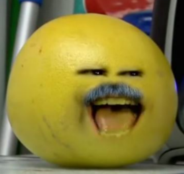 grapefruits second cousin annoying orange wiki fandom