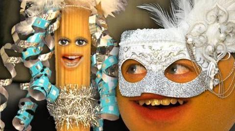 Annoying Orange: Lady Pasta