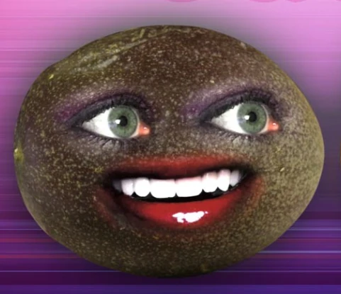 Image result for passionfruit annoying orange
