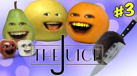 Annoying Orange: The Juice 3: Emo Knife