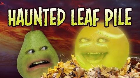 Annoying Orange - Haunted Leaf Pile