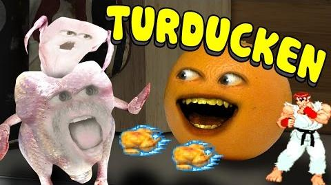 Annoying Orange: Turducken