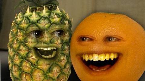 Annoying Orange Pain-apple