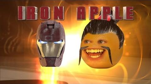 Annoying Orange: Iron Apple