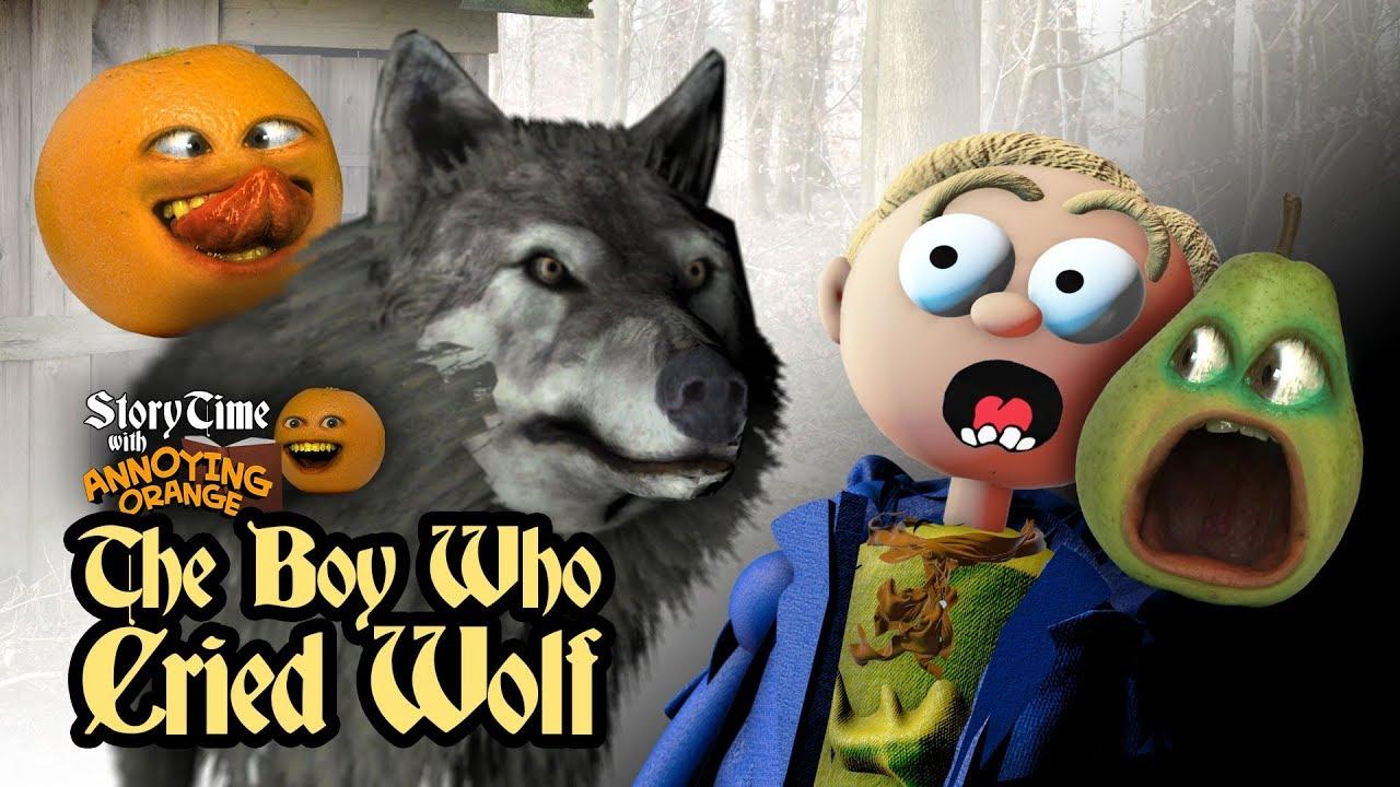 The Boy Who Cried Wolf | Annoying Orange Wiki | FANDOM