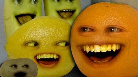 Annoying Orange: Wazzup!
