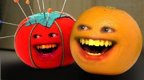 Annoying Orange: The Voodoo You Do!