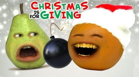 Annoying Orange: Christmas is For Giving