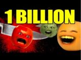 Annoying Orange: 1 BILLION KILLS!