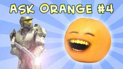 Annoying Orange: Ask Orange 4: Master Chef!