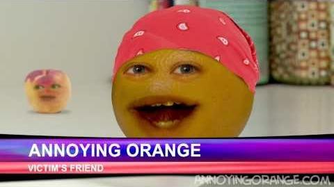 Annoying Orange Kitchen Intruder