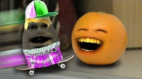 Annoying Orange: Avocad-bro
