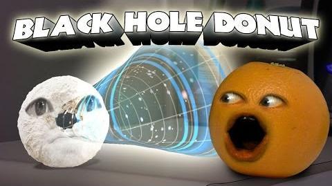 Annoying Orange: Black Hole Donut