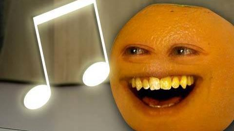 Annoying Orange: Orange gets Autotuned