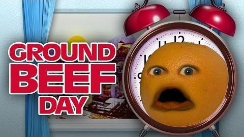 Annoying Orange: GROUND BEEF DAY