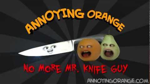 No More Mr. Knife Guy (song)