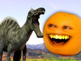 Annoying Orange Through Time
