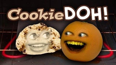 Annoying Orange: Cookie-DOH!