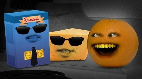 Annoying Orange: Mac And Cheese