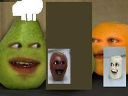 Annoying Orange Bake Sale Pee