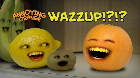 Annoying Orange Meets Wow Wow Wubbzy