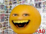 Annoying Orange Equals Annoying Orange