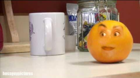 The Annoying Orange The Younger Years
