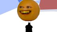 Annoying Orange Stare