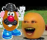 Orange Head!