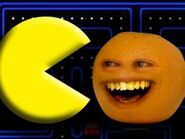 Annoying Orange Pacmania