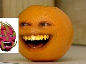 Annoying Orange Dragonfruit