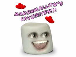 Marshmallow Annoying Orange