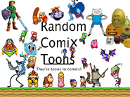 Random Comix Toons