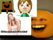 Annoying Orange Woodstock Shelly